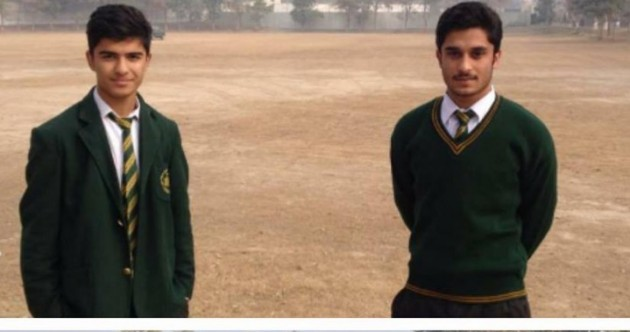 School massacre: Devastating before-and-after photos of 4 best friends