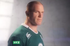 The RTÉ Six Nations rugby promo is here, let's get pumped