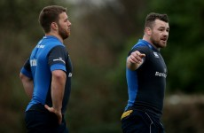 Leinster remain hopeful of Healy or O'Brien involvement against Wasps