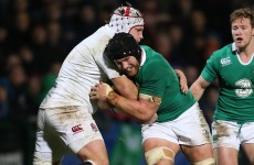 'I'd feel confident of doing the job' – O'Brien raring to go for Six Nations