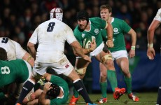 O'Brien shows up strongly as Wolfhounds stutter to Saxons defeat