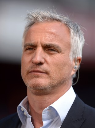 Could David Ginola be the man to replace Sepp Blatter?