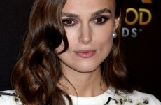 Keira Knightley has admitted her name is spelled wrong… it's the Dredge