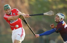 JBM's experimental Cork side impressed in the Waterford Crystal Cup today
