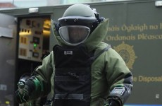 'Crude' viable bomb made safe by army in Drumshanbo