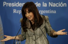 Argentina's president makes fun of the Chinese accent – while on visit to China