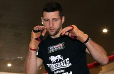 Carl Froch vacates IBF title meaning James DeGale handed title shot