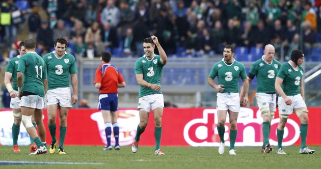 Ireland frustrated by errors in Italy and ready to vent when France come to town