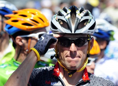 Lance Armstrong: no witch hunt says Tygart.