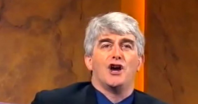 Take a break – and watch Dermot Morgan's spot-on impressions of Dunphy, Michael Noonan and Michael D
