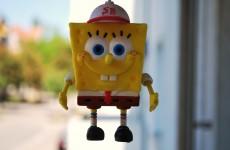 Awkward –  an American cinema put on Fifty Shades instead of the SpongeBob movie