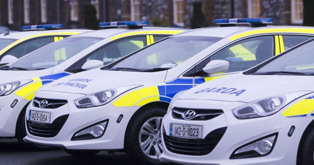 Here's how many unmarked Garda cars are on our roads