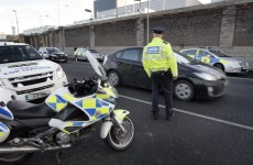 Over 540 people have been stopped for drink-driving so far this year