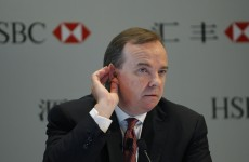 As if things weren't bad enough already – now HSBC's chief has a super secret Swiss tax account