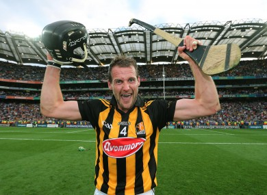 Jackie Tyrrell wants more of this before a trip to the Superbowl in 2016