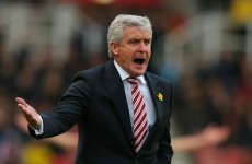 Hughes angry after Stephen Ireland left needing '12-15 stitches' following Hull game