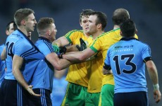 As it happened: Dublin v Donegal, National Football League