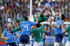 As it happened: Italy v Ireland, Six Nations Championship