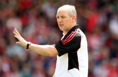 Cork selector returns to Cuthbert's backroom six months after stepping down
