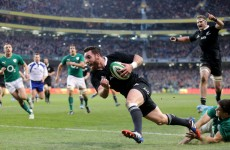 This Sunday the Irish people will get their revenge on the All Black who broke our hearts