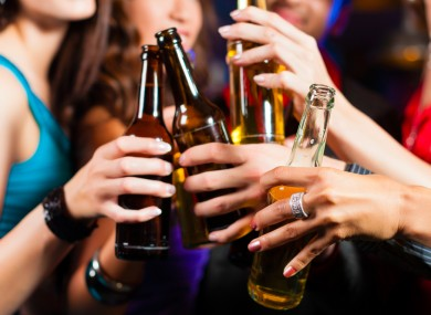 Thejournal Consider What · ie You Drinking Do Binge Poll