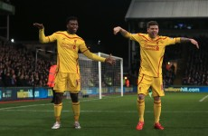 As it happened: Crystal Palace v Liverpool, FA Cup