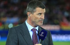 Roy Keane is returning to a TV near you, at the end of the day