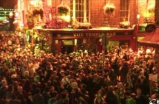 """""""I think they should stay away"""" – Minister on St Patrick's Day drunkeness"""