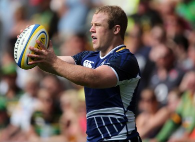 Sexton joined the Melbourne Rebels in 2014.