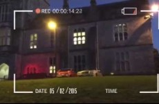 UCC student takes inspiration from Saw VII in eery SU election campaign video