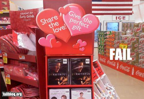9 Valentines Fails To Make You Feel Better About Being Single
