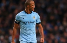 Barcelona not as tough as Stoke away – Kompany