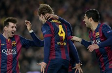 Messi provides masterclass but finds Hart at his best as Barca send Man City out