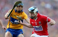 2013 All-Ireland final starter has left the Cork senior hurling panel