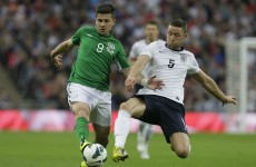 Ireland's friendly with England has been given a particularly early kick-off time