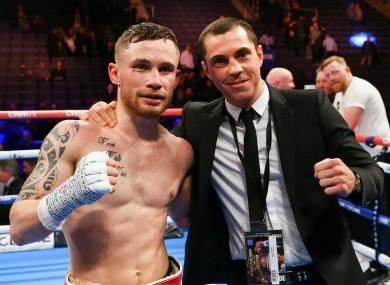 Frampton and Quigg look set to fight - but Rigondeaux is forcing his way into the picture.