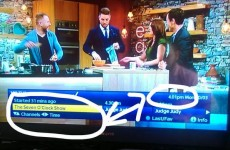 TV3 is trying to confuse the whole country about the time