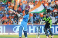 Ireland unable to contain rampant India as race for quarters goes down to the wire