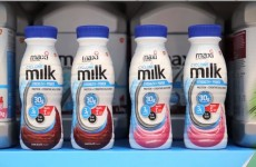 Strawberry and chocolate milk recalled over risk of choking