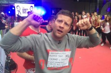 Dermot O'Leary danced for 24 hours straight for charity and won everyone's hearts