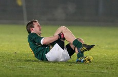 Wallace back from cruciate injury as Meath U21s name 6 seniors for Westmeath game