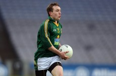 Meath delight as Wallace returns from cruciate injury to star in Leinster U21 victory