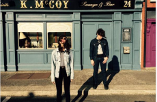 Singer Ryan Adams visited the set of Fair City and nothing makes sense