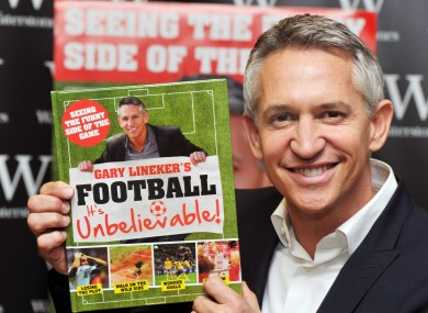 Does Gary Lineker turn the volume down on Arsene Wenger?