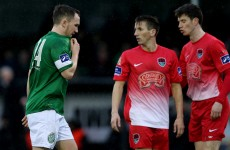Djilali leaves it late to snatch victory for Cork City against 10-man Bray