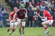 Cork hurlers go top of the table as Paudie Sull bags two goals against Galway