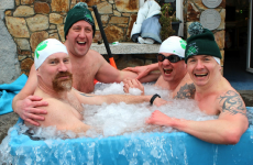 These brave souls will represent Ireland at the international ice swimming championships