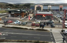 Man in his forties stabbed at retail park in south Dublin