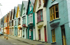 House prices are actually falling all over the country