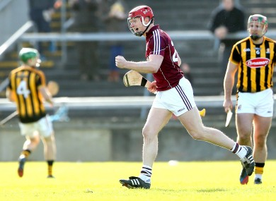 Joe Canning is back in the Galway starting line-up